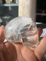 Quartz Crystal Skull AA Grade (10059)