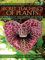 the Secret teachings of plants (1440068391)