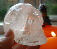 Quartz Crystal Skull (1259850495)