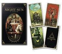 Night Sun tarot 78 card deck (1455186644)
