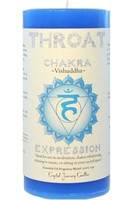 a Throat chakra candle (1331209479)