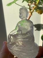 Clear Quartz Medicine Buddha (1222701345)