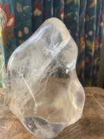 Clear Quartz Sacred Flame (10162)