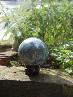 Lapis Lazuli sphere (111134)