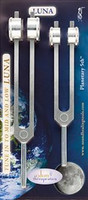 Luna tuning fork set (111445)