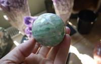 Bolivianite sphere (112975)