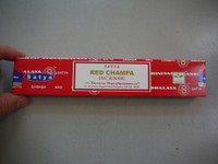 Red Champa incense (113056)