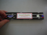 Black Champa incense (113057)