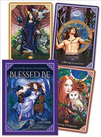 Blessed Be oracle cards (114054)