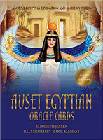 Auset Egyptian oracle cards (114251)
