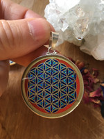 Flower of Life pendant (114412)