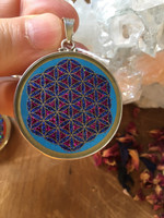 Flower of Life pendant (114413)