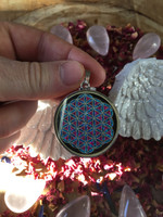 Flower of Life pendant (114426)