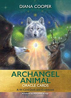 Archangel Animal Oracle cards (114544)