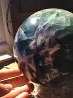 Fluorite sphere (115034)