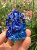 Lapis Lazuli Ganesh (115184)