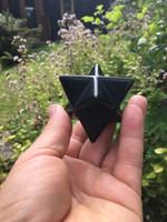 Black Obsidian Merkabah (115319)