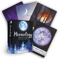 Moonology oracle cards (116123)