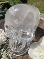 Clear quartz skull 'Cygnus' SOLD (116255)