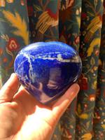 Lapis Lazuli  heart (116260)