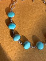 Turquoise bracelet (116728)