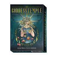 Goddess Temple Oracle cards (116830)