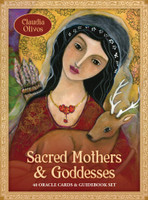 Sacred Mothers and Goddesses oracle cards (117026)
