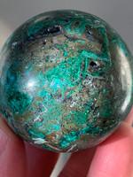 Malachite sphere (117126)
