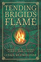 Tending Brigid's Flame (117151)