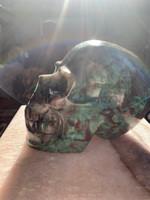 Emerald skull (117225)