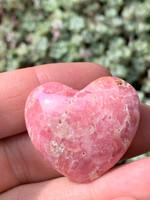 Rhodochrosite AA grade Heart (117931)