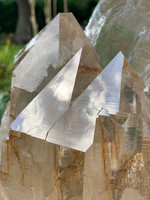 Himalayan clear quartz cluster (117933)