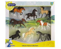 Breyer Horses Deluxe Horse Collection 8 Models 1:32 Stablemates Scale 6058