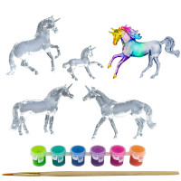 Breyer Horses Unicorn Suncatcher Painting Kit  1:32 Stablemates Scale 4220