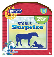 Breyer Horses Stablemates Stable Surprise BLIND BOX 1:32 Scale 6049