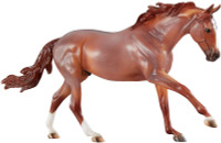 Breyer Horses Peptoboonsmal Champion Cutting Horse 1:9 Traditional Scale 1829
