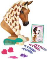 Breyer Horses -  Mane Beauty Styling Horse Head - Sunset 7402