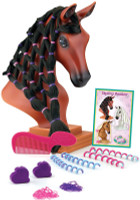 Breyer Horses -  Mane Beauty Styling Horse Head  - Blaze 7403