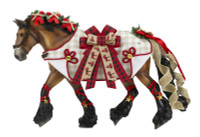 Breyer Traditional Yuletide Greetings 2020 Christmas Horse 700123
