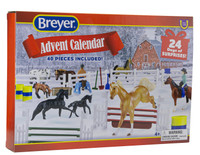 Breyer Horses Christmas Advent Calendar 1:64 Mini Whinnie scale 700700