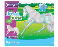Breyer Horses Paint Your Own Unicorn Activity Kit 4211