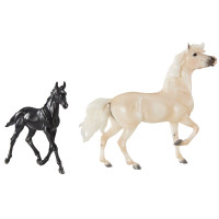 Breyer Horses  Encore & Tor Mustang Gift Set 1:9 Traditional  Scale 1840