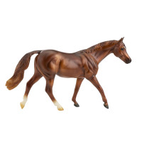 Breyer Horses Coppery Chestnut Thoroughbred  1:12 Classic Scale 957
