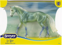 Breyer Horses Le Mer - Unicorn of the Sea 1:12 Classic Scale 62060