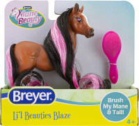 Breyer Horses Mane Beauty Li'l Beauties Blaze  7412