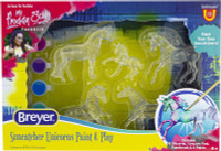 Breyer Horses Suncatcher Unicorn Paint & Play 1:32 Stablemates Scale 4238