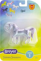 Breyer Horses Unicorn Treasures Single - Opal Colour 1:32 Stablemates Scale 6928Opal