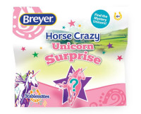 Breyer Horse Crazy Mystery Unicorn 1 x Surprise  Blind Bag  1:32 Stablemates Scale  W6217