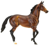 Breyer Horses Tiz the Law  1:9 Traditional Scale 1848
