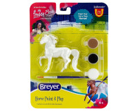 Breyer Morgan Horse Paint and Play Activity 1:32 Stablemates 4232M